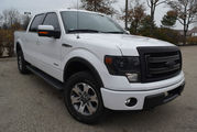 2014 Ford F-150 4WD FX4-EDITION(TURBO)  Crew Cab Pickup 4-Door